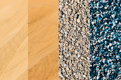 Sands & Gravels, Sherrill's Ford, NC